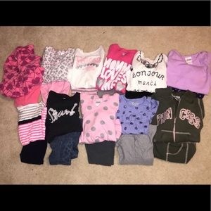 24mo or 2T/18mo Outfit Lot- 11 Outfits